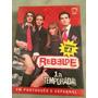 Box Dvd Rebelde 1 Temporada/ Lacre De Fábrica, Original, Nov