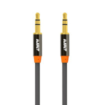 Havit Cable De Audio 3.5mm Auxiliar 1 Metro 621x Gris