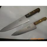 Cuchillo Encina, 22,5cm De Hoja, Acero Inoxidable, Nuevo!!!
