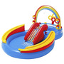 Piscina Portatil Intex Rainbow Inflable Envio Gratis