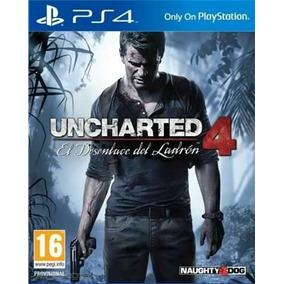 Uncharted 4 Digital Anti Candado Garantizado