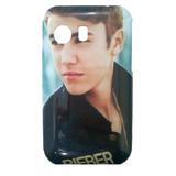 Capa Samsung Galaxy Y S5360 Rígida Justin Bieber
