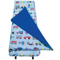 Tb Sleeping Wildkin Olive Kids Train, Planes And Trucks