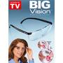Gafas De Aumento Big Visión Tv