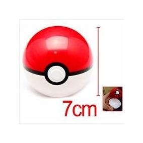 Pokebola Pokeball + Brinde Personagem Pokemon Go Surpresa