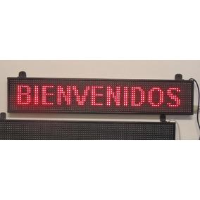 Tablero Programable De Led/anuncio Display Mensajes Led Prog