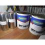 Tinta Epoxi Piso - 02 Galões + 02 Catalisadores - Cor Areia