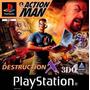 Juego Portable Action Man Destruct De Play 1 Para Pc- Oferta