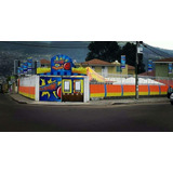 Exclusivo Local Fiestas Infantiles Quito Kaboom Playland
