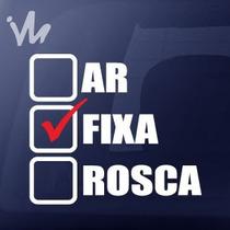 Adesivo Automotivo Suspensão Fixa Rosca Ar Euro Rebaixado