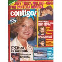 Revista Contigo Nº 781 1990 Gloria Menezes, Xuxa