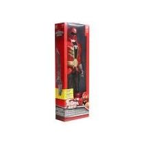 Power Rangers Super Megaforce Red Ranger Mejor Precio!!