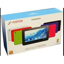 Tablet Foston 787 Quadcore Android Marsh 6.0 Tela 7 Pol