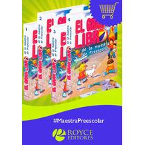 Gran Libro De La Maestra De Preescolar 4 Vols + 1 Cd Rom
