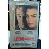 Vhs - Assédio Mortal - Legendado - 1993