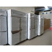 Refrigerador- Congelador Pro-comercial , 4 Puertas Hm4