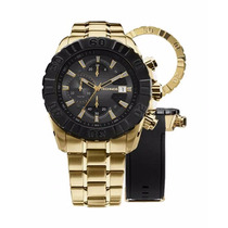Relógio Technos Masculino Carbon Js15bd/4p Lançamento