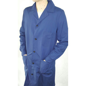 Guardapolvo Azul Arciel 42 Al 50 Unisex