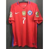 Camisa Nike Chile Final Copa América 2016 - Pronta Entrega!