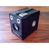 Promoção Máquina Fotográfica Antiga Kapsa C Capa Original