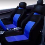 Capa Banco Automotivas Azul Tuning
