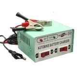Cargador Bateria Moto O Auto 6v Y 12v 8amp / Promoferta