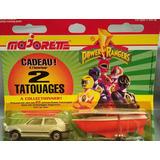 Majorette Vw Trailer Lancha Power Rangers