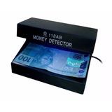 Detector Testador Nota Identificador Dinheiro Dolar Falso