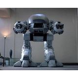 Papercraft Robocop Ed-209 Identico Al De La Peli!