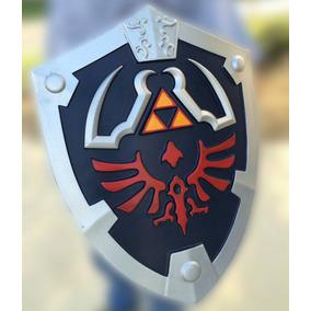 Escudo De Link De Legend Of Zelda Hylian Shield
