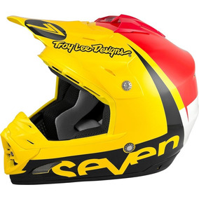 Tb Casco Motocicleta Seven Realm Se3 Dirt Bike Motorcycle