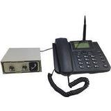 Chave Híbrida + Tel. Celular Com Retorno Rádio Telemensagem