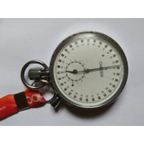 Cronômetro Antigo Raro Seiko Japan Patacao Lindo Funcionando
