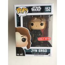 Funko Pop Jyn Erso Traje Piloto Imperial Exclusivo Star Wars