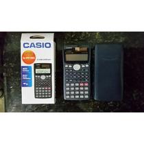 Calculadora Cassio Fx-991ms - 401 Funções - Queima Estoque