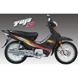 Kit Plasticos Maverick Top 110cc Negro - 2r