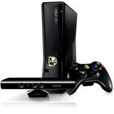 Xbox 360 Slim -rgh 4gb+220v+c/kinect+sensor+regalos