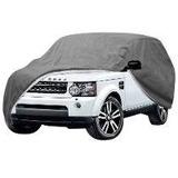Forro Cobertor Exterior Poliester Para Camionetas, Carros