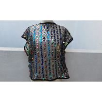Accesorio Top Chaleco Torerita Bolero Para Vestido De Fiesta