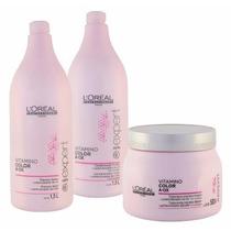 Loréal Kit Profissional Vitamino A-ox Color (3 Produtos)