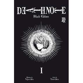 Jbc - Death Note Black Edition - Volume 1