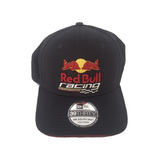 Boné New Era Aba Curva Original Red Bull Bon019 - Preto