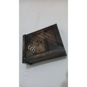 Caixa De Proteção Resident Evil 4, 5 E 6 Ps3/ps4/xone*