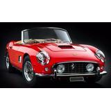 Miniatura Ferrari 250 Gtb California Spyder 1961 1/18 Cmc