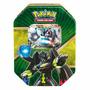 Pokemon Card Lata Kalos Brilhantes Zygarde Ex Original Pt Br