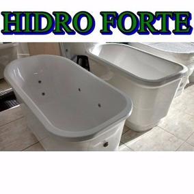 Ofurô Vitoriano Com Hidro Massag !!! 1.30 X 0.70 X 0.55