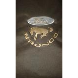 Forros De Asientos Impermeables Para Ford Bronco