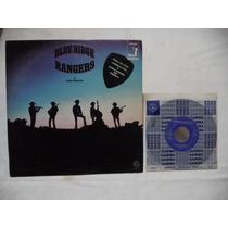 Blue Ridge Rangers John Fogerty Lp Y Single 45 Mexicanos