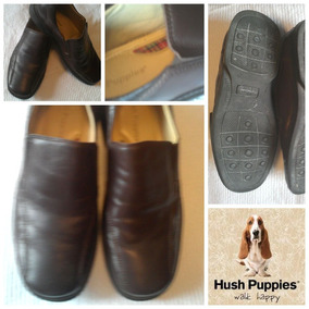 Cómodos Y Elegantes Zapatos Hush Puppies Marrones #42