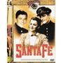 Dvd Santa Fé - Errol Flynn, Ronald Reagan, Raro = Lacrado#3